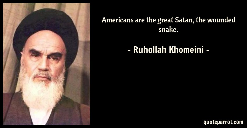ruhollah khomeini biography