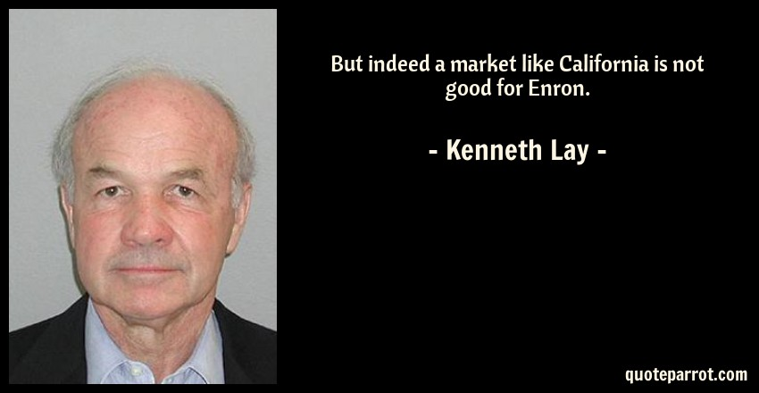 kenneth lay biography