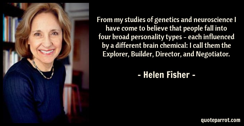 Helen fisher negotiator
