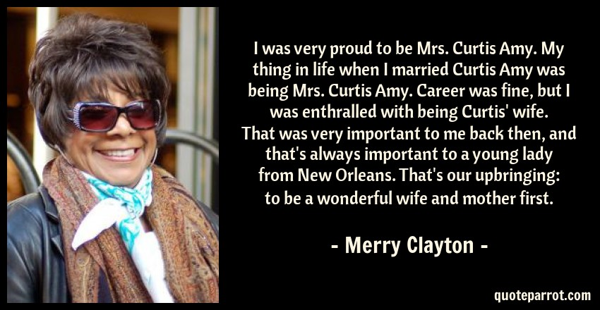 Image result for curtis amy married to merry clayton