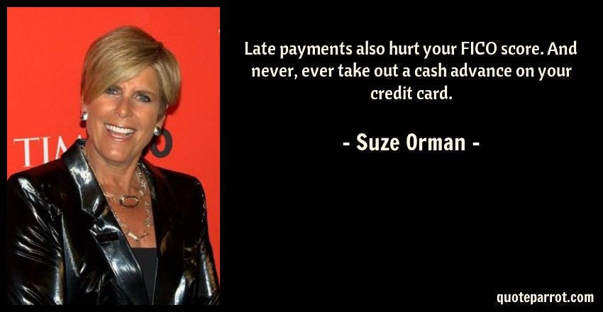 credit card suze roman Whether you owe $25 or $25,000, these steps will help keep your debt in check.
