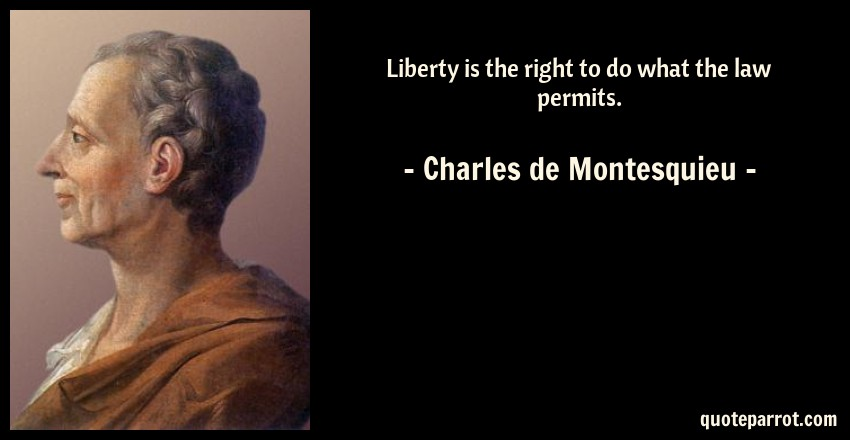 the life and career of french lawyer montesquieu Montesquieu's best known work is 'de l'esprit des lois' (the spirit of laws) sep 23, 2014 baron de montesquieu was a french political analyst who lived during the age enlightenment.