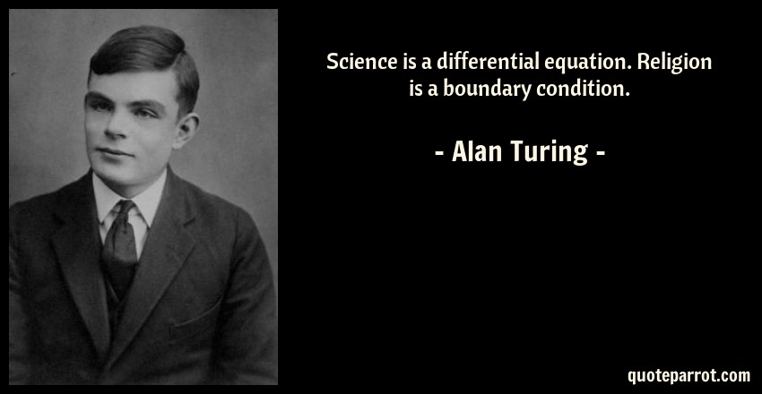 Science is a differential equation. Religion is a bound ...   850 x 440 jpeg 41kB