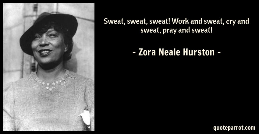 sweat by zora neale hurston short story