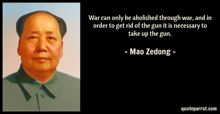 a life and career of mao zedong Yang's dad helped mao zedong, a fellow native of hunan province, get a job as an assistant librarian in beijing early in his career mao became quite taken with.