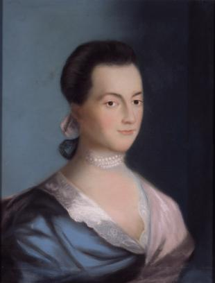 Picture of quotation author Abigail Adams