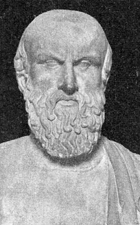 Picture of quotation author Aeschylus