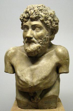 Picture of quotation author Aesop