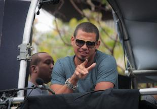 Picture of quotation author Afrojack