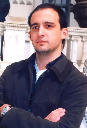 Picture of quotation author Alejandro Amenabar