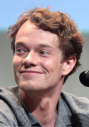 Picture of quotation author Alfie Allen