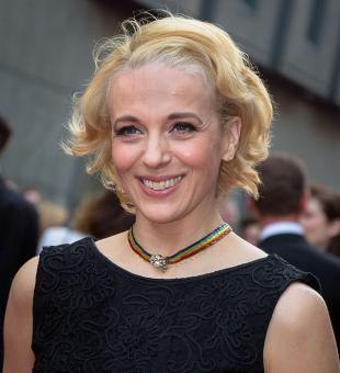 Picture of quotation author Amanda Abbington