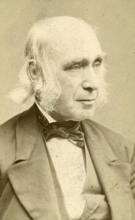 Picture of quotation author Amos Bronson Alcott