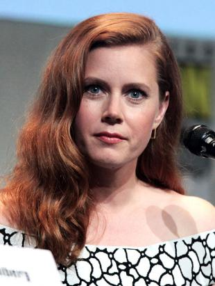 Picture of quotation author Amy Adams