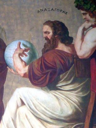 Picture of quotation author Anaxagoras