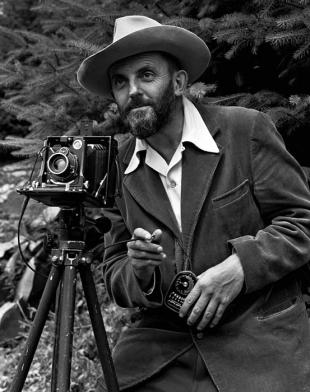 Picture of quotation author Ansel Adams