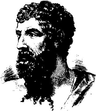 Picture of quotation author Aristophanes