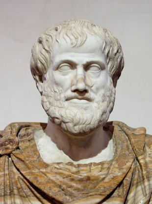 Picture of quotation author Aristotle