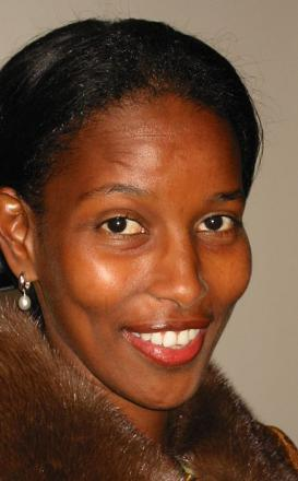 Picture of quotation author Ayaan Hirsi Ali