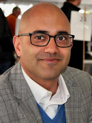 Picture of quotation author Ayad Akhtar