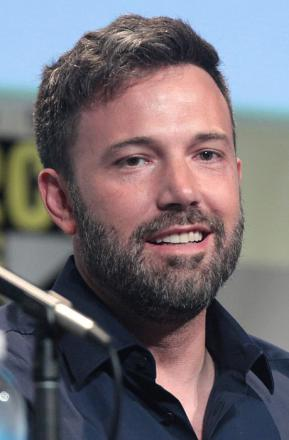 Picture of quotation author Ben Affleck