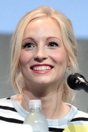 Picture of quotation author Candice Accola