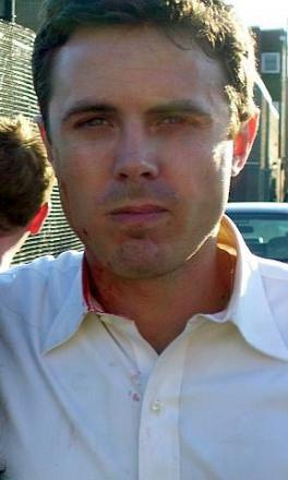 Picture of quotation author Casey Affleck