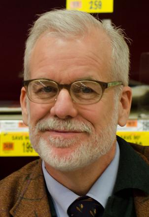 Picture of quotation author Chris Van Allsburg