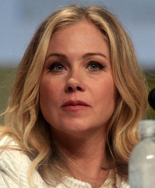 Picture of quotation author Christina Applegate