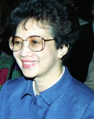 Picture of quotation author Corazon Aquino
