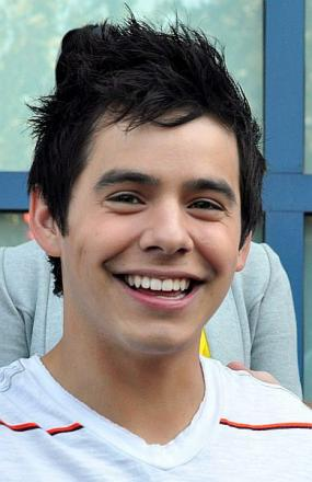 Picture of quotation author David Archuleta