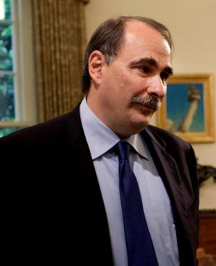 Picture of quotation author David Axelrod