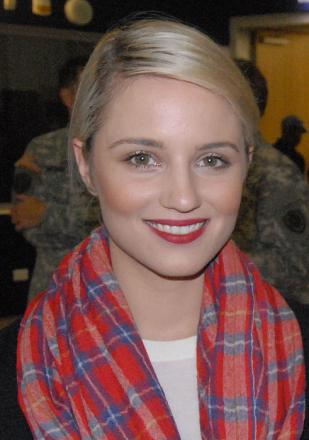 Picture of quotation author Dianna Agron