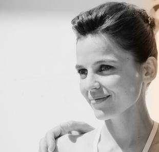 Picture of quotation author Elena Anaya