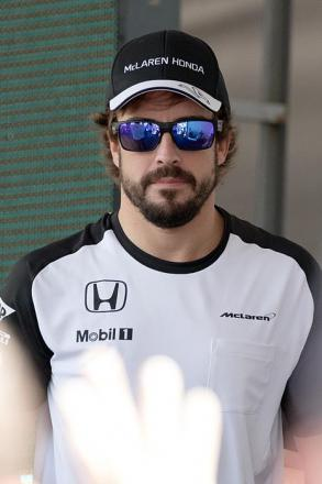 Picture of quotation author Fernando Alonso