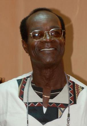 Picture of quotation author George Ayittey