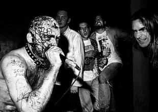 Picture of quotation author GG Allin