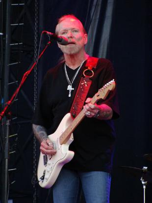 Picture of quotation author Gregg Allman