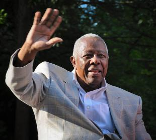 Picture of quotation author Hank Aaron