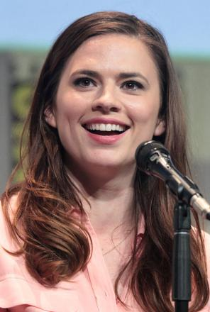 Picture of quotation author Hayley Atwell