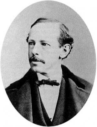 Picture of quotation author Horatio Alger
