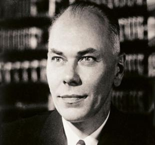 Picture of quotation author Howard Aiken