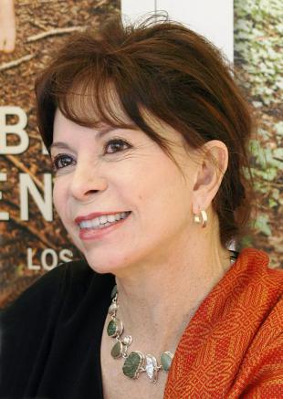 Picture of quotation author Isabel Allende