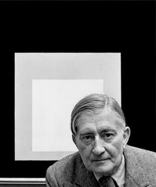 Picture of quotation author Josef Albers