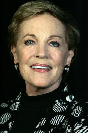 Picture of quotation author Julie Andrews