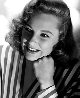 Picture of quotation author June Allyson