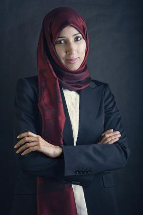 Picture of quotation author Manal al-Sharif
