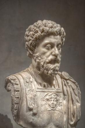 Picture of quotation author Marcus Aurelius