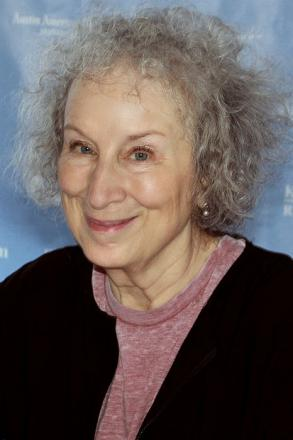 Picture of quotation author Margaret Atwood