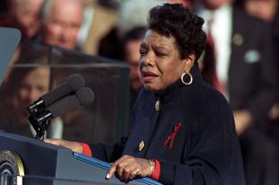 Picture of quotation author Maya Angelou